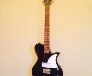 Seamless Adjustable Guitar Wall Mount
