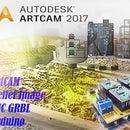 ArtCAM Relief Image CNC GRBL Arduino
