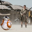 BB8 Star Wars Hover Disc/ Balloon Figure