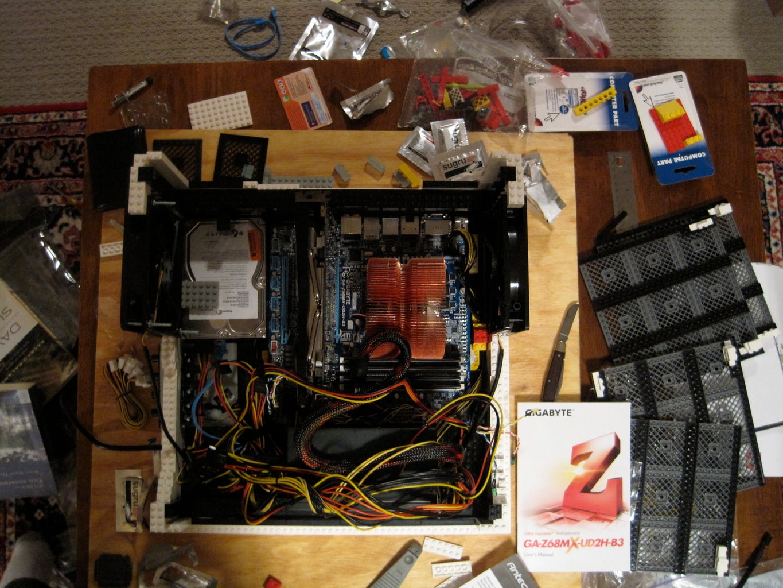 Basics of Computer Building - Parts?