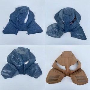 3D Bionicle Kakama Cloth Costume Mask + Pattern
