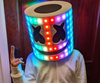 Marshmello LED Helmet