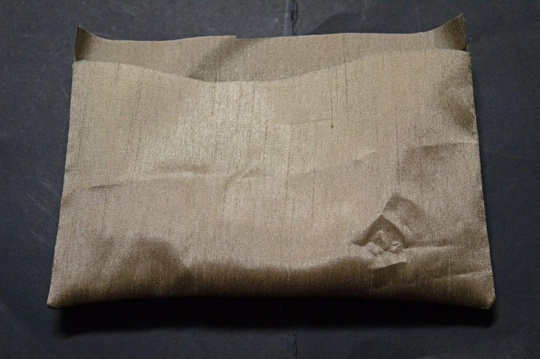 Flip Pocket Right-Side Out