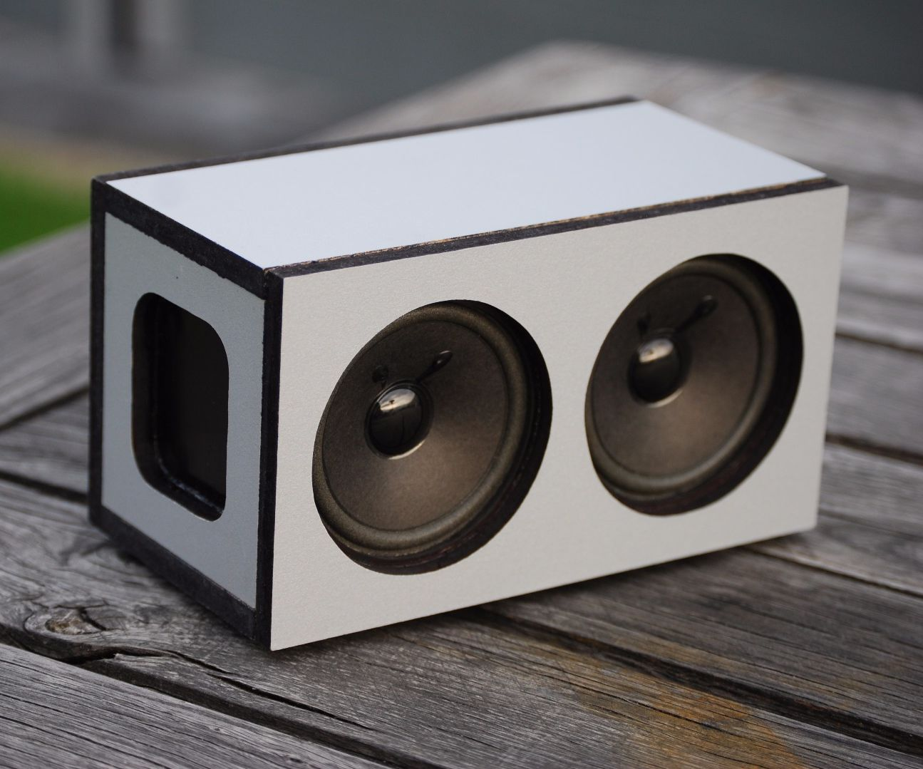 Powerfull Portable Bluetooth Speaker 2x5W