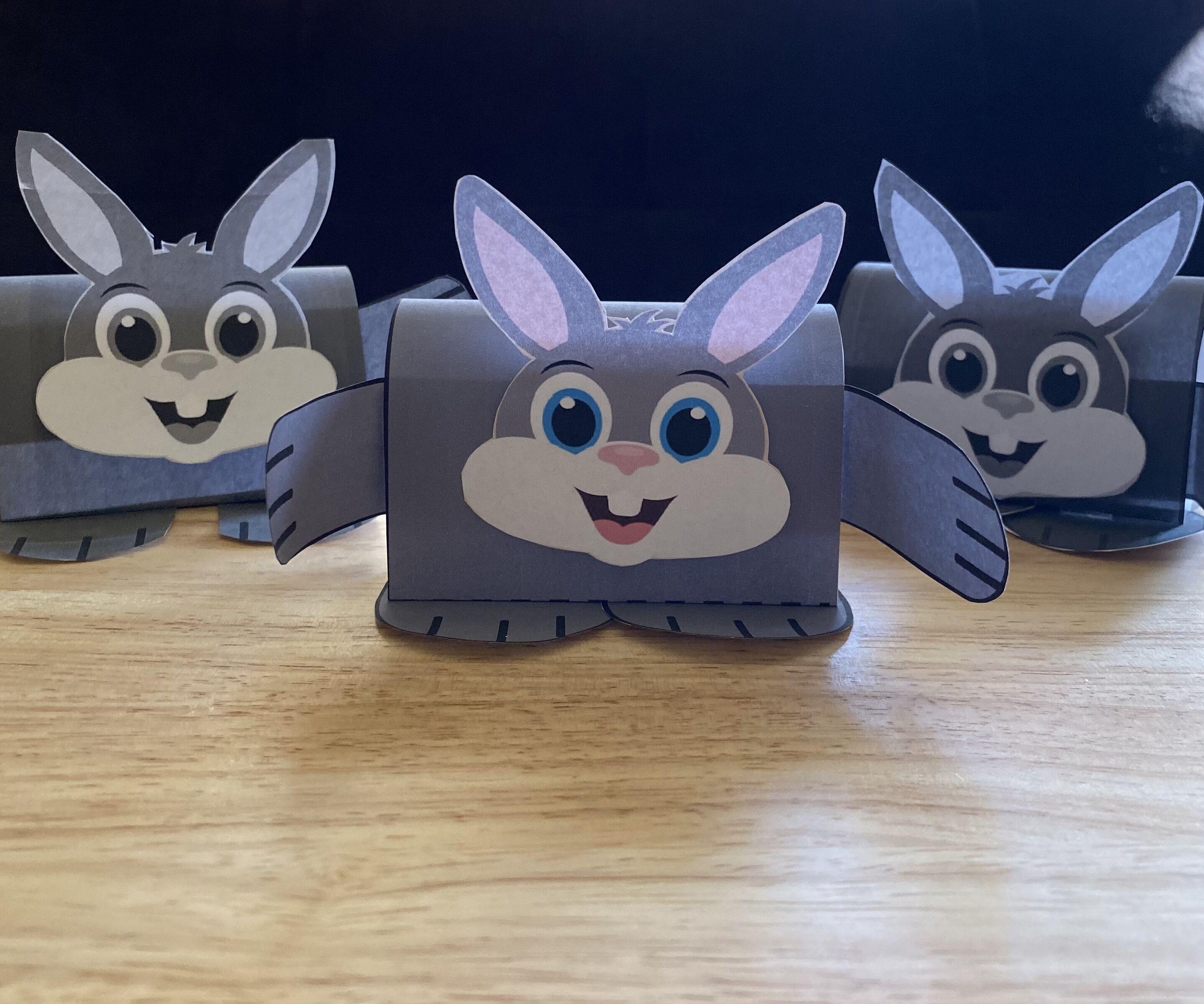 Hug-A-Bunny Bot