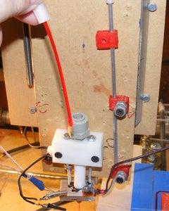 2BEIGH3 3D Printer Extruder Assembly