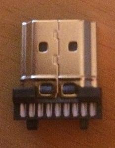 Ethernet, HDMI and the Usb Hub