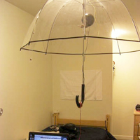 Umbrella Sound Dome