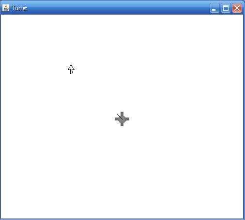 Using Java to Rotate an Object to Face the Mouse