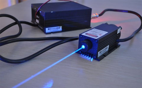 How to Use High Power Laser