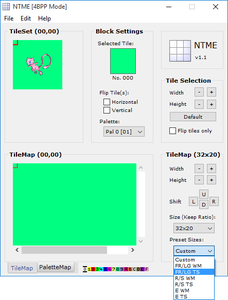 Create the Tile Map
