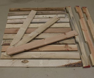 How to Efficiently Disassemble a Pallet in Three Easy Steps