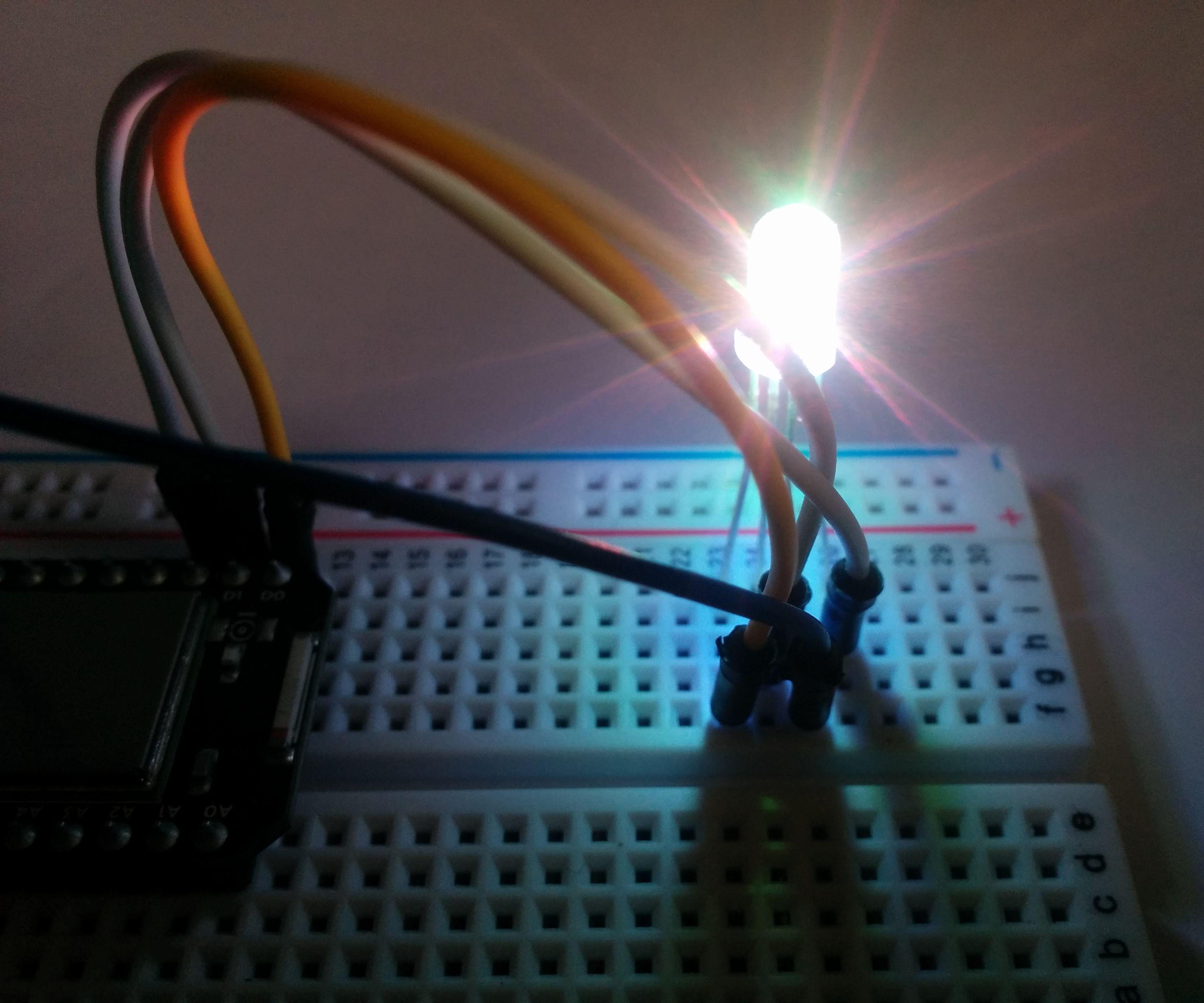 102 - RBG LED