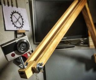 Extendible Camera Mount