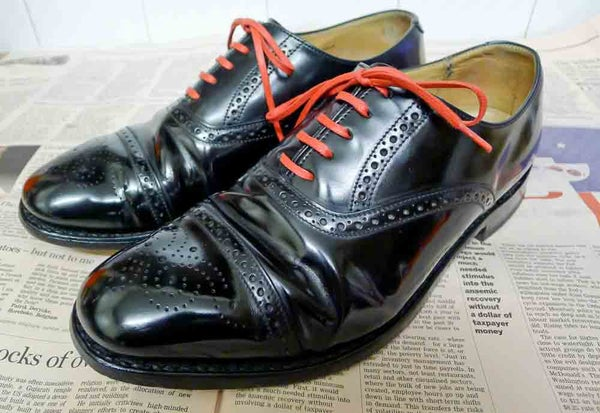 That Polished Appearance – the Shoe Maintenance Guide