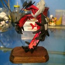 How To Make Yyveltal Out Of Polymer Clay