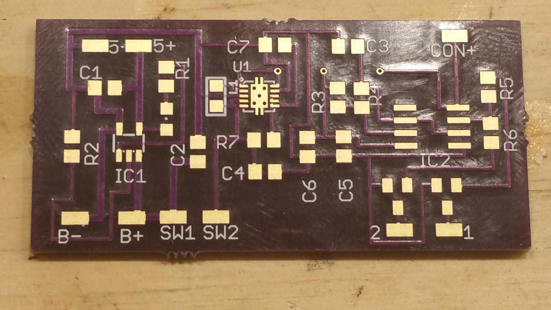 The Schematic, Board, Findings and Future Plans
