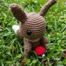 Crochet Eevee Pokemon