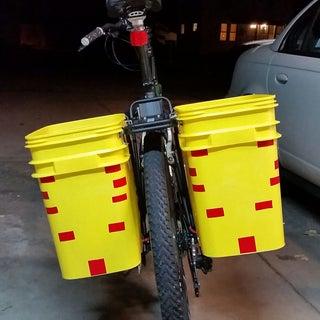 Best Cat Litter Bike Buckets