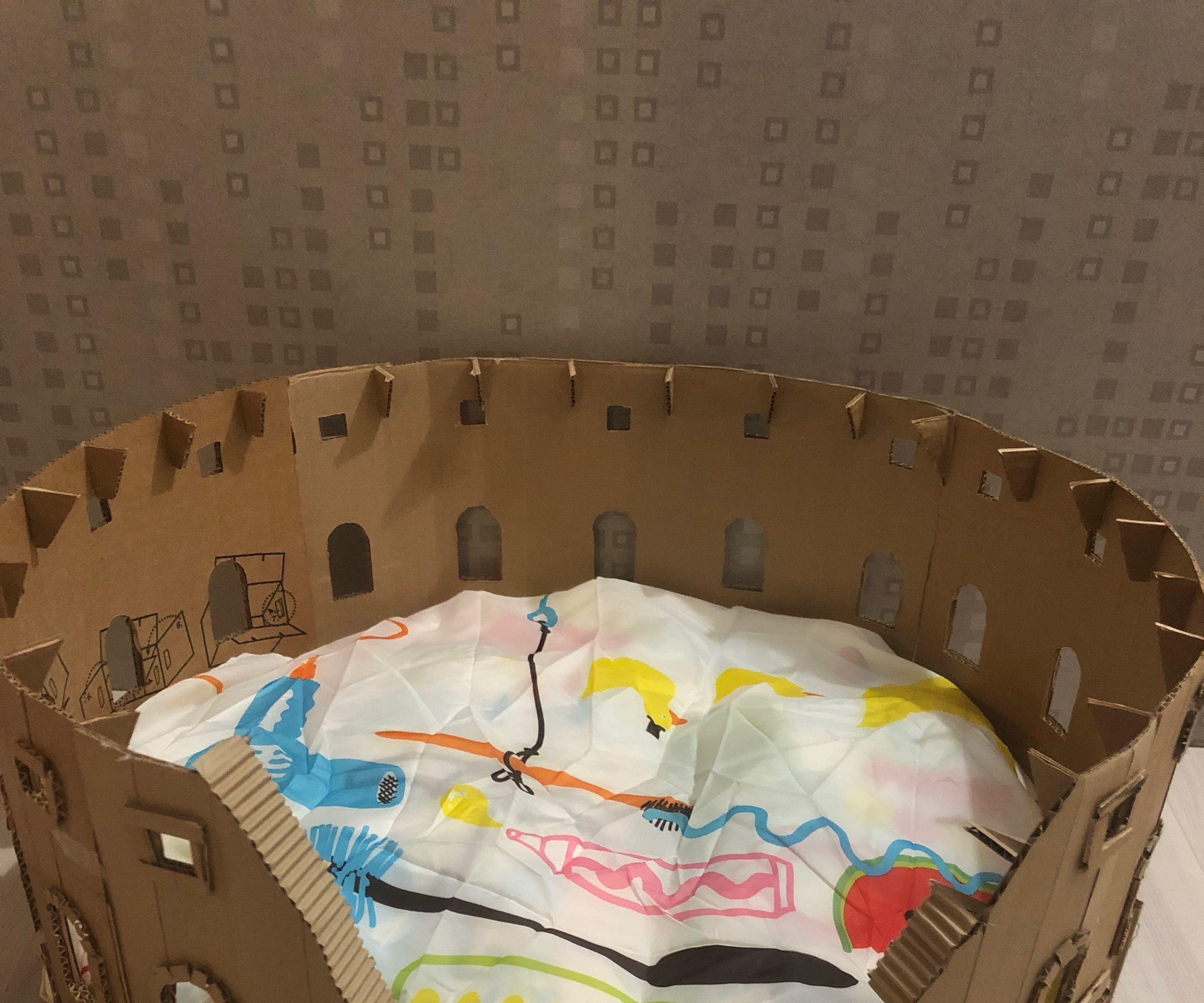 Sartacus Colliseum (Cat Bed)