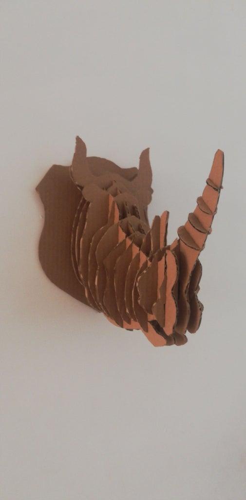 Rinoceronte DIY
