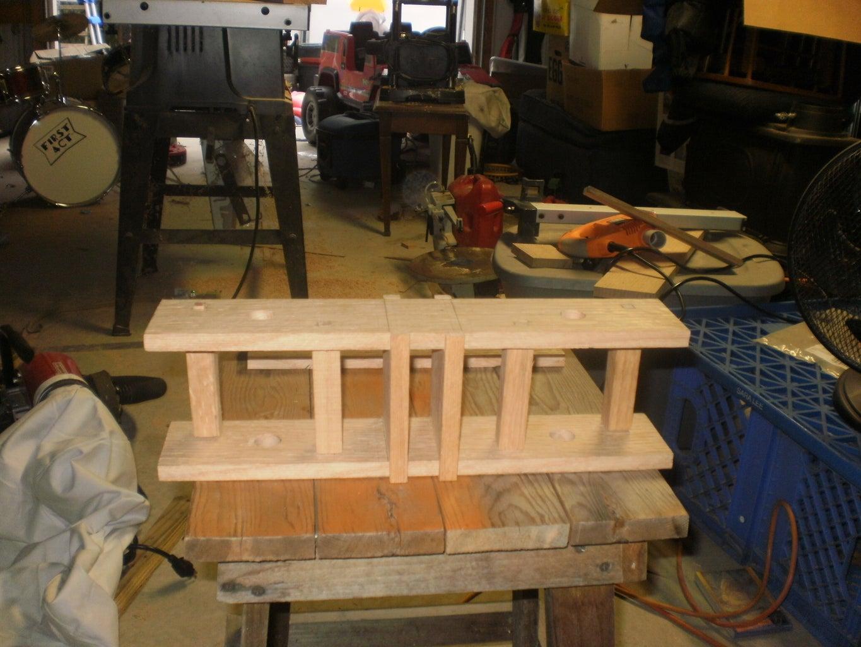 Main Frame Assembly