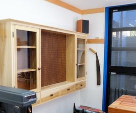 Tool Cabinet - Wall Mount