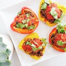 RECIPE | STUFFED PEPPERS