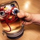 Halloween Deodorant Rolls Eyes JAR