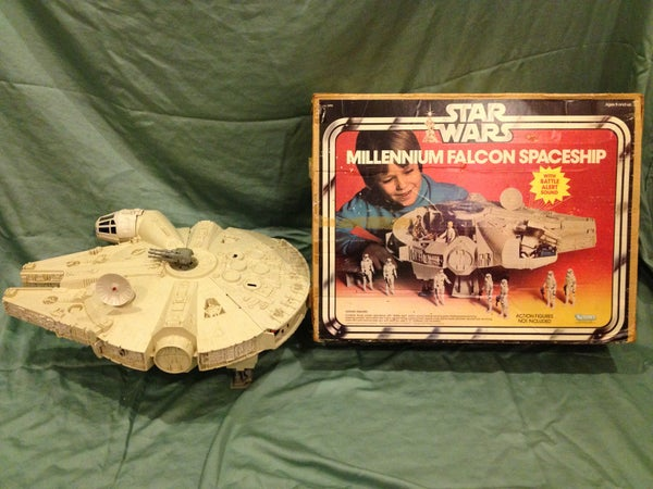 How to Turn a Millennium Falcon Into a PC!