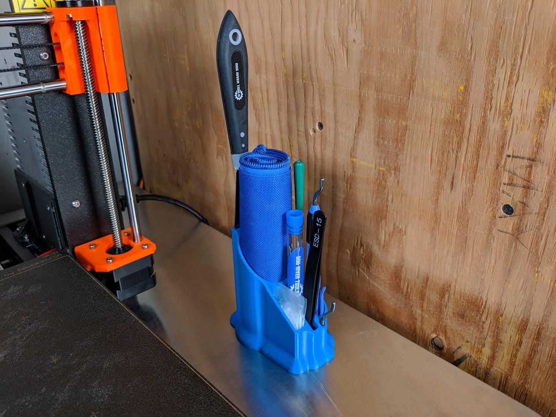 3D Printing Tools Organizer