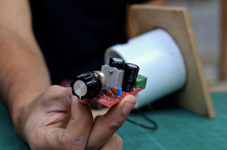Customised PWM Speed Controller