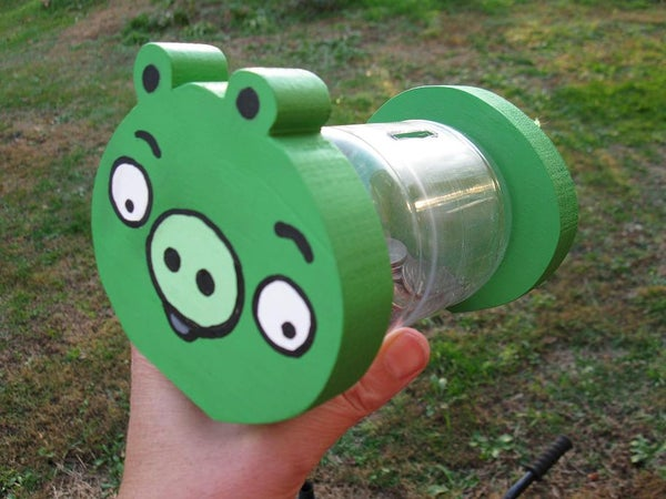 Angry Birds Piggy Bank