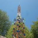 10-ft knex tower