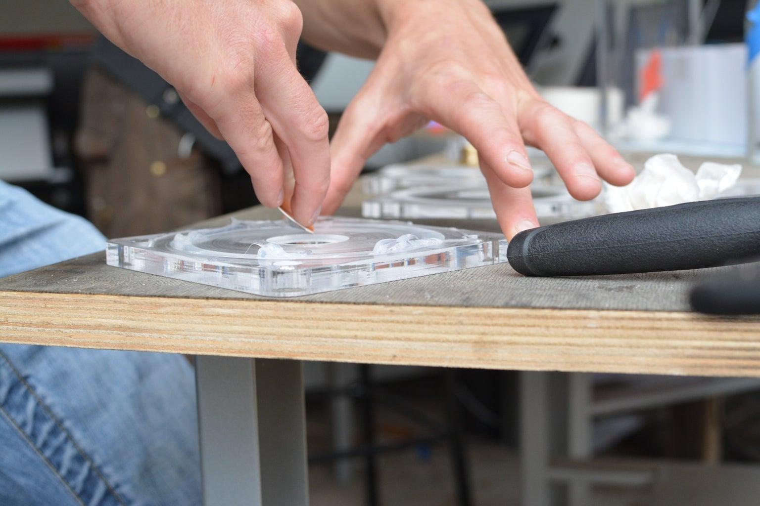Make Waterproof Gaskets