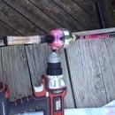 Drill Powered Fishing Reel