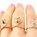DIY Rings | Adjustable Rings | Easy DIY Rings
