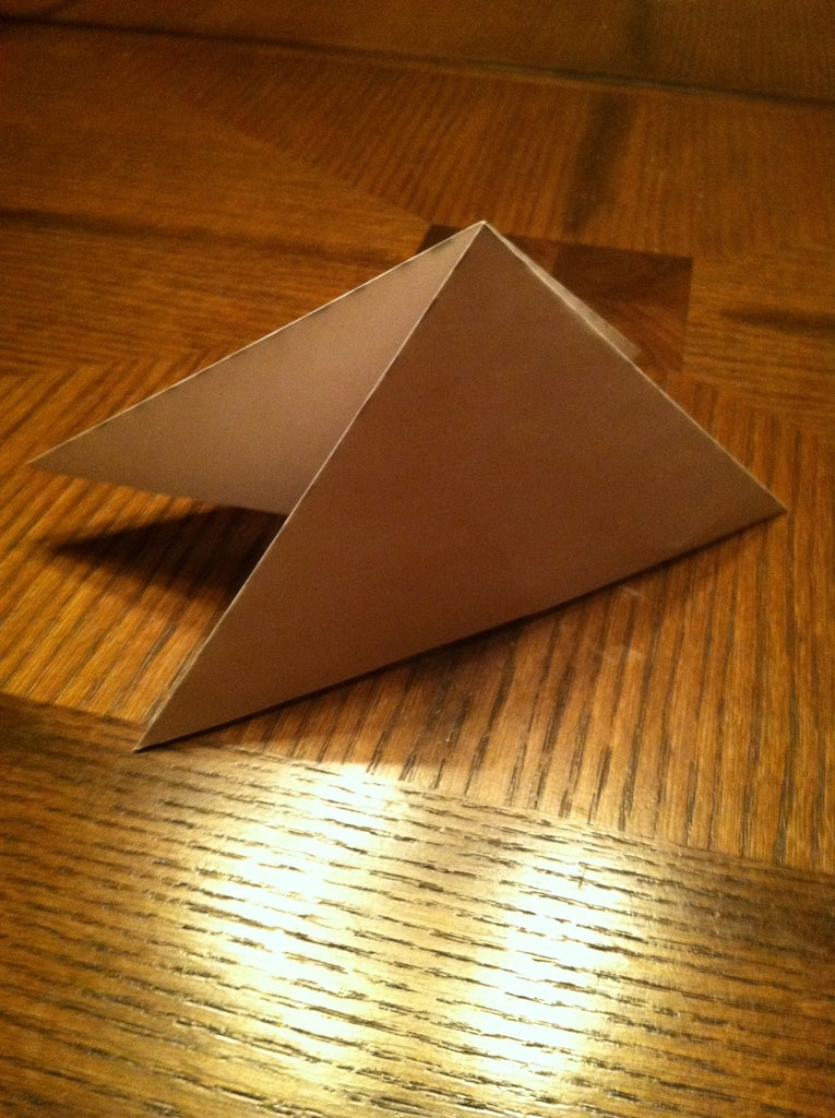 How to Make an Origami Waterbomb Base