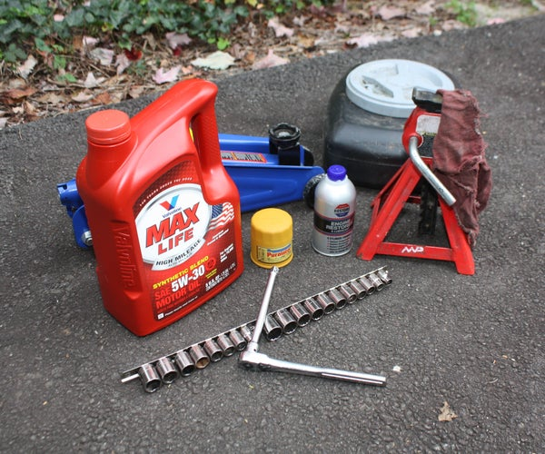 How to Properly Change Your Vehicles Oil