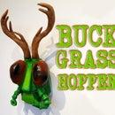 Buck Grasshopper Mask