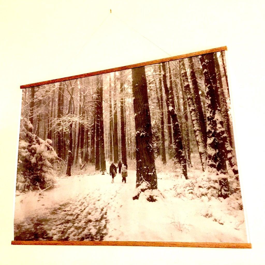 Frame and Hang