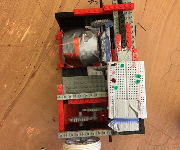 Lego Dynamo Voor Demo's