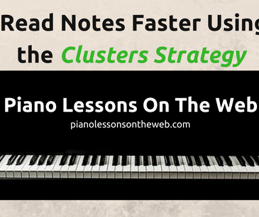 How to Read Notes Faster Using the Clusters Strategy