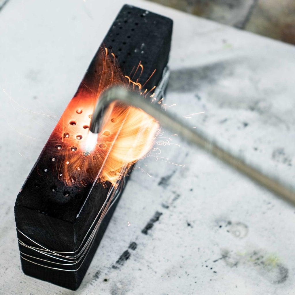 Heating the Metal [Video Timestamp - 6:58]