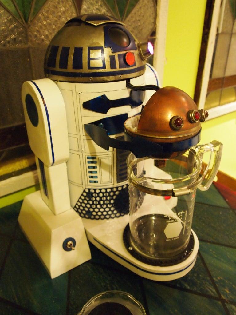 R2D2 - Dark Roast Edition - 2.0