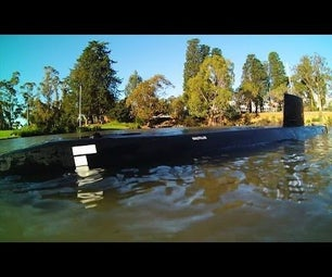 Automating Model Submarines
