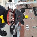 FNAF 4 Nightmare Costume