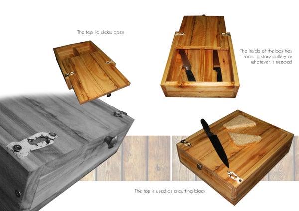 Cutting Box