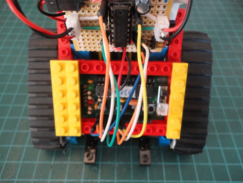Palm Arduino V3 and DIY Motor Controller PCB