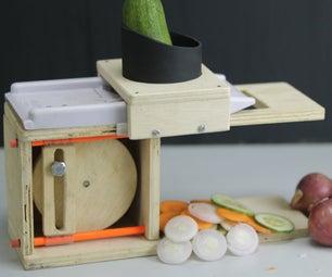 电洋葱切片机